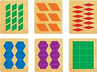 Ellison SureCut Dies Set, Pattern Blocks, Large