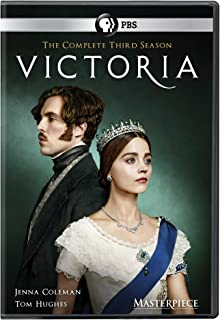 Masterpiece: Victoria, Season 3 DVD