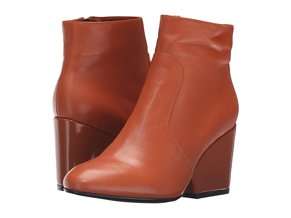 Clergerie Toots (Rust Nappa) Women