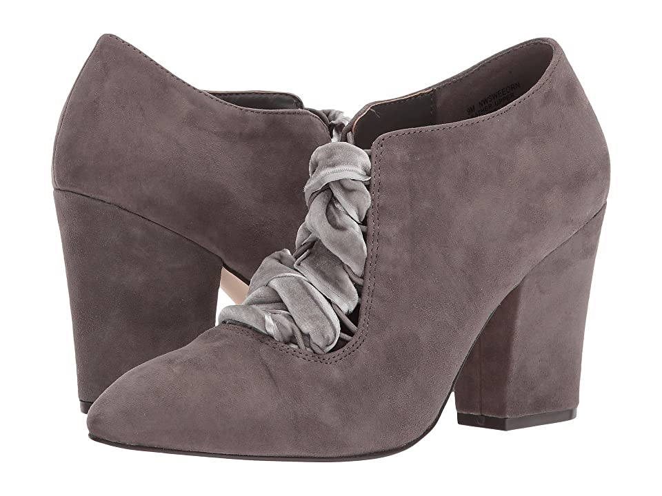 Nine West Sweeorn (Dark Grey/Dark Grey Suede) Women