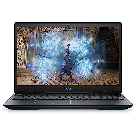 Dell Gaming G3 15 3500, 15.6 inch FHD Non-Touch Laptop - Intel Core i7-10750H, 16GB DDR4 RAM, 512GB SSD, NVIDIA GeForce RTX 2060 6GB GDDR6, Windows 10 Home - Black (Latest Model)