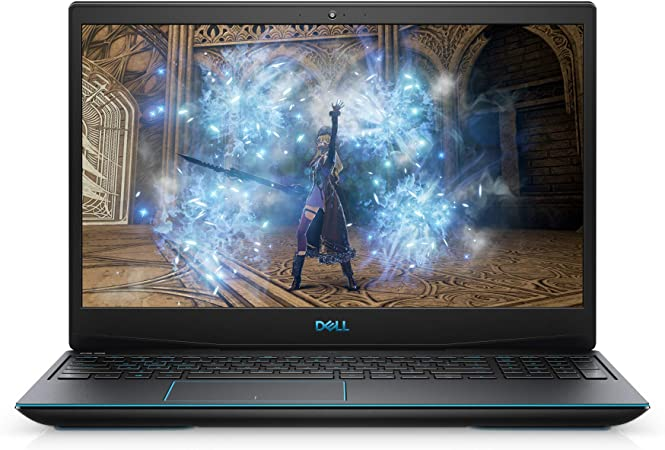 Dell Gaming G3 15 3500 - 15.6 Inch FHD, Intel Core i7-10750H 10th Gen, 16GB DDR4 RAM, 512GB SSD, Nvidia Geforce GTX 1650 Ti 4GB GDDR6, Windows 10 Home Eclipse Black