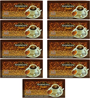 Sponsored Ad - 9 Boxes Gano Excel Ganocafe Classic Ganoderma Healthy Black Coffee FREE Zrii Rise Coffee