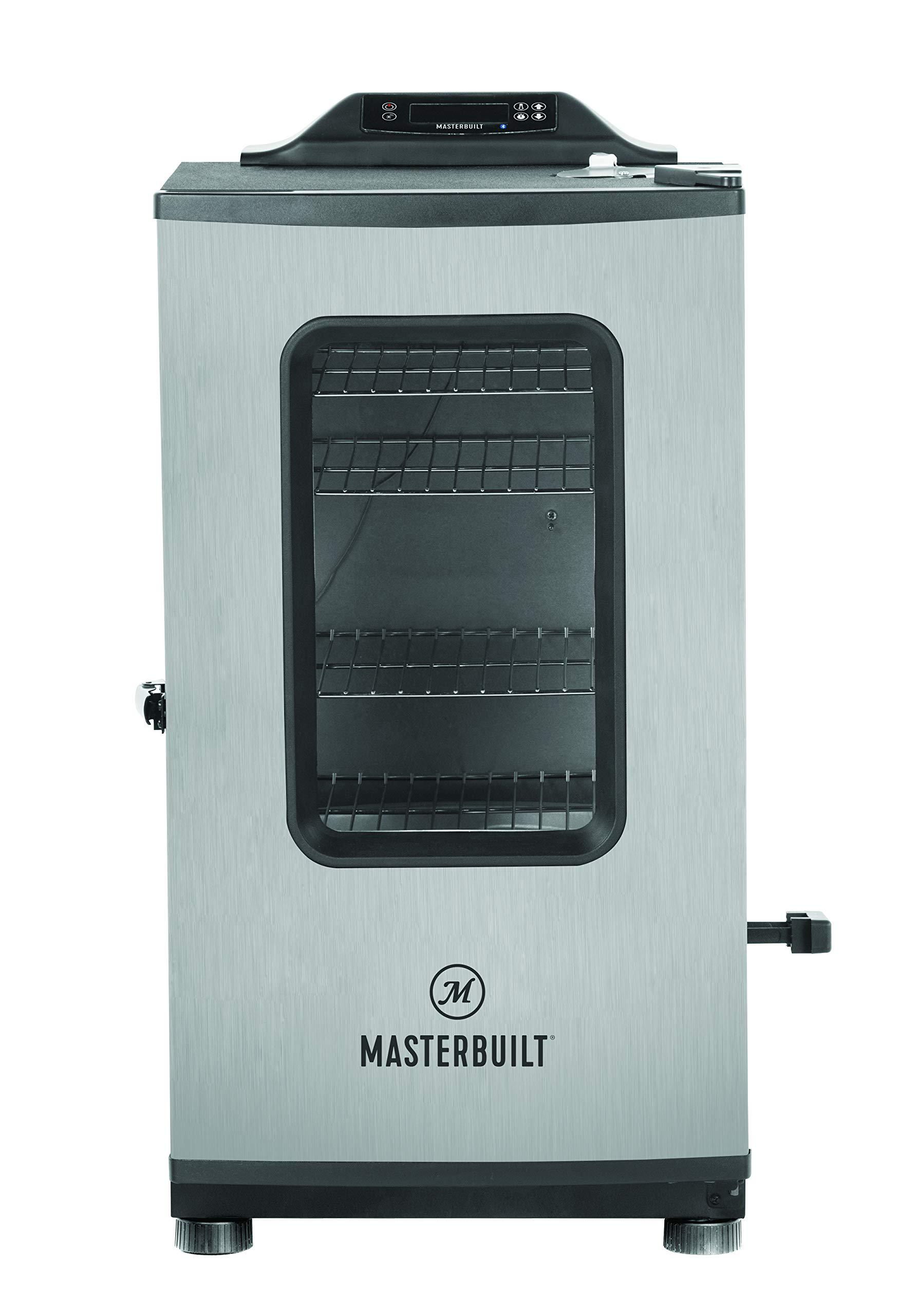 Masterbuilt MB20073919 Electric Smoker Stainless