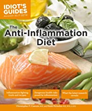 The Anti-Inflammation Diet, Second Edition (Idiot's Guides)