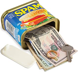 BigMouth Inc SPAM Can Safe — Great Hiding Place for Storing Valuables, 3