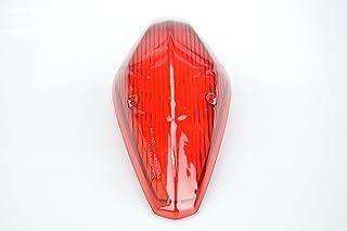 Bright2wheels Led Tail Light Integrated Turn signals for Honda VTX 1300/1800 RETRO, 1800T Red lens
