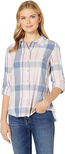 Pink/White/Blue Plaid