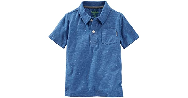 OshKosh BGosh Boys Knit Polo Henley 31061318