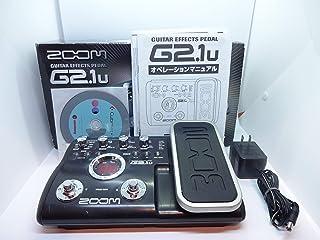 ZOOM ギターエフェクツペダル G2.1u