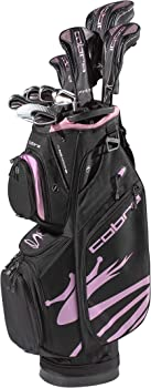 Cobra Golf 2020 Women's Airspeed Complete Set