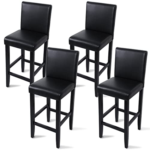 Chaise De Bar 4 Pieds Amazon Fr
