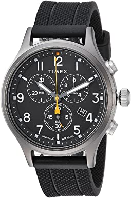 Timex Allied Chrono Silicone