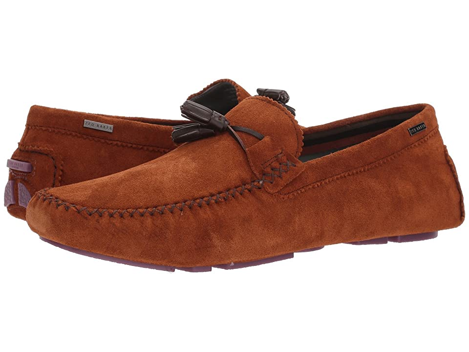 Ted Baker Urbonns (Tan Suede) Men