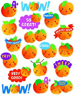 Eureka Peach Stickers - Scented