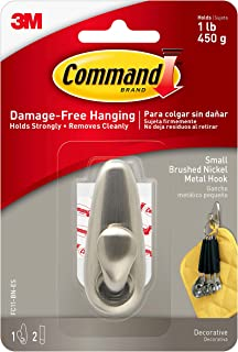 FC11-BN-ES COMMAND(TM) FOREVER CLASSIC SMALL HOOK