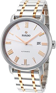 Rado Diamaster White Analog Watch for Men R14077123