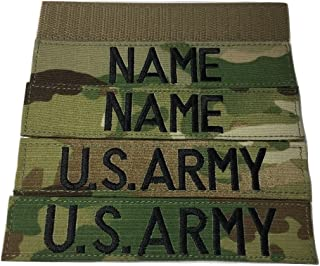 Best us army multicam name tapes Reviews