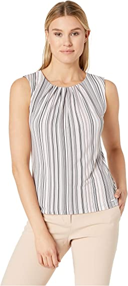 Pleat Neck Cami