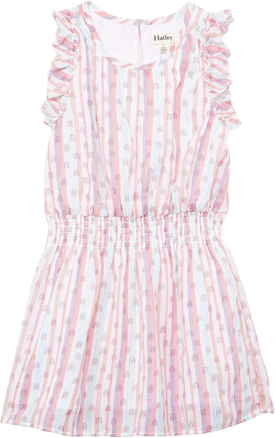 Hatley Girl's Candy Stripes Rainbows Little Toddler Dress Choice Direct sale of manufacturer Play