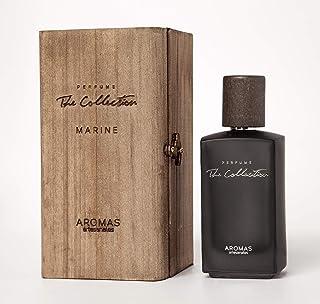 AROMAS ARTESANALES - Eau de Parfum Marine | Perfume con vaporizador para hombres | Fragancia Masculina 100 ml | Distintos ...