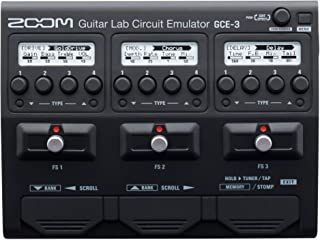 Zoom GCE-3 - Interfaz USB para guitarra