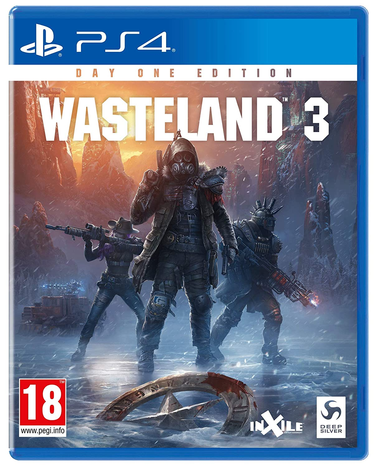 Wasteland 3 Day Edition One Sales of SALE items from new works PS4 Attention brand