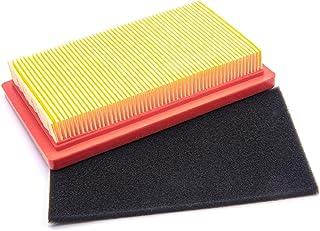 vhbw - Filtro de aire de papel para cortacésped Bolens OHV 400, 500, 600, 14,5 x 8,5 x 2,8 cm