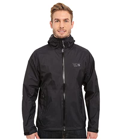 Mountain Hardwear Findertm Jacket (Black) Men