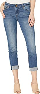 KUT from the Kloth Women's Catherine Boyfriend Jeans in Easily