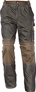 Molti Colori Tasche al Ginocchio Rinforzi in Cordura Allyn Pantaloni da Lavoro da Uomo Elementi Riflettenti 3M