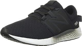 new balance Men's Fresh Foam Vero Racer Black Running Shoe
