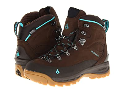 Vasque Snowblime UltraDry (Turkish Coffee/Scuba Blue) Women