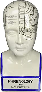 Design Toscano SP020 Estatua de la Fortuna, Blanco, 30,5 cm