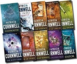 A Dr. Kay Scarpetta Mystery Collection Patricia Cornwell 10 Books Set