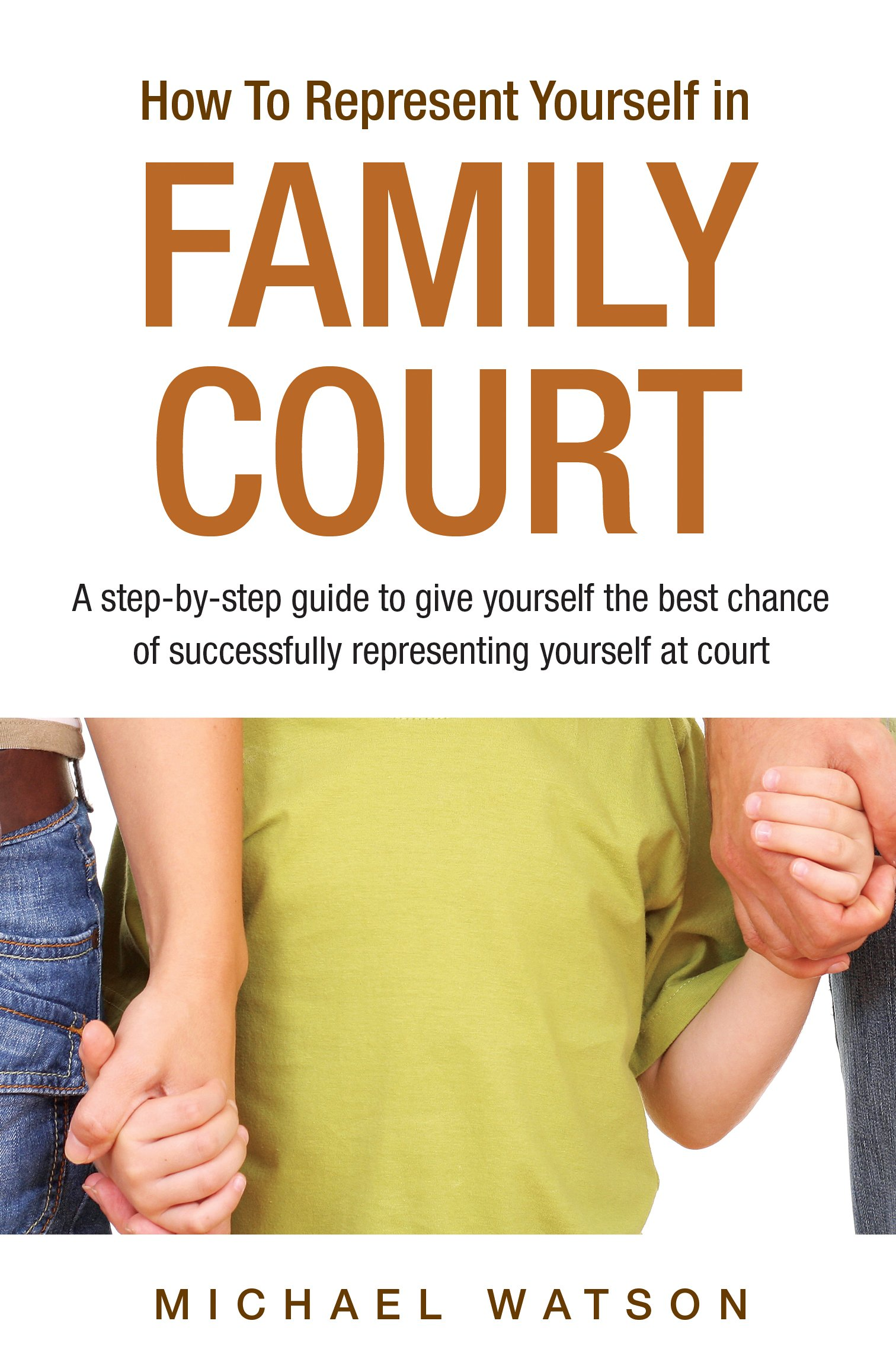 Image OfHow To Represent Yourself In Family Court