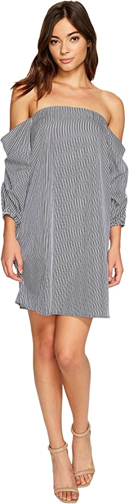 CeCe - Brooklyn - Off Shoulder Poplin