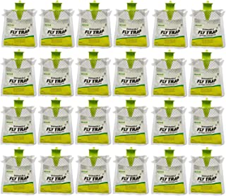 RESCUE! Outdoor Disposable Hanging Fly Trap - 24 Traps