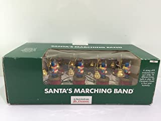 santas marching band bells