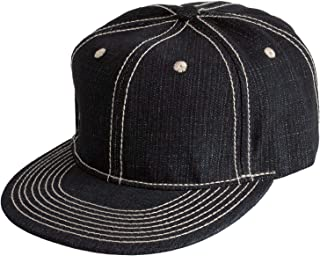 selvedge denim hat