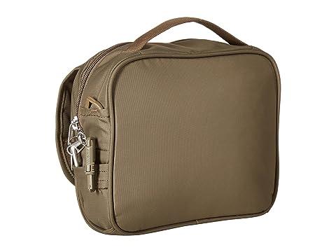 Pacsafe Metrosafe LS140 Anti-Theft Compact Shoulder Bag Earth Khaki Popular Sale Online Shopping Online Free Shipping iwtD1n1
