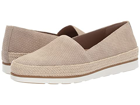 Palm Espadrille Embossed Suede Loafers p1XGdi