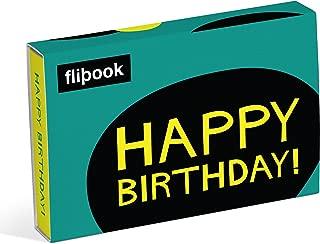 Best happy birthday flip book Reviews