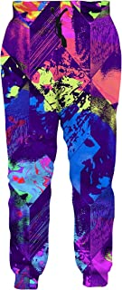 Goodstoworld Unisex Adults Teens 3D Jogger Pants Graphic Baggy Drawstring Sweatpants with Pockets S-XXL