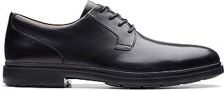 حذاء برباط للرجال من كلاركس، المقاس, (اسود), 8 UK