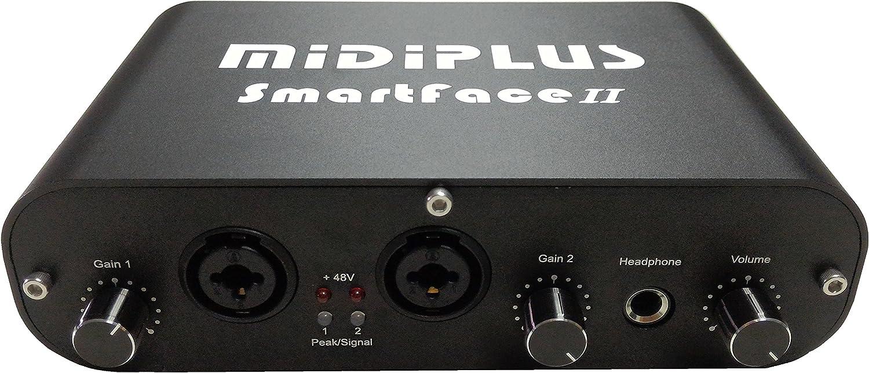 Max 72% OFF midiplus Wholesale Smartface II interface audio