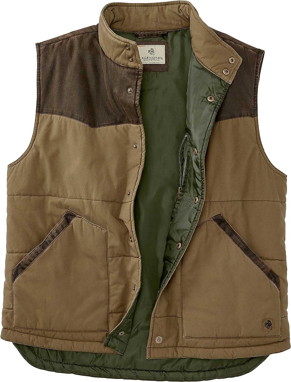 Legendary Whitetails Men's Longhorn Ranchers Vest