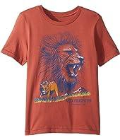 Lion Tee (Toddler/Little Kids/Big Kids)