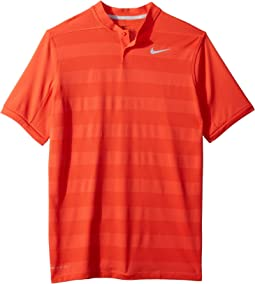 Nike Kids - Zonal Cooling Polo Stripe (Big Kids)