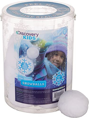 SNOWBALL KIT 12PC by DISCOVERY KIDS MfrPartNo 2707281